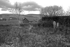 The Graig Chapel Burial Ground, Abercanaid