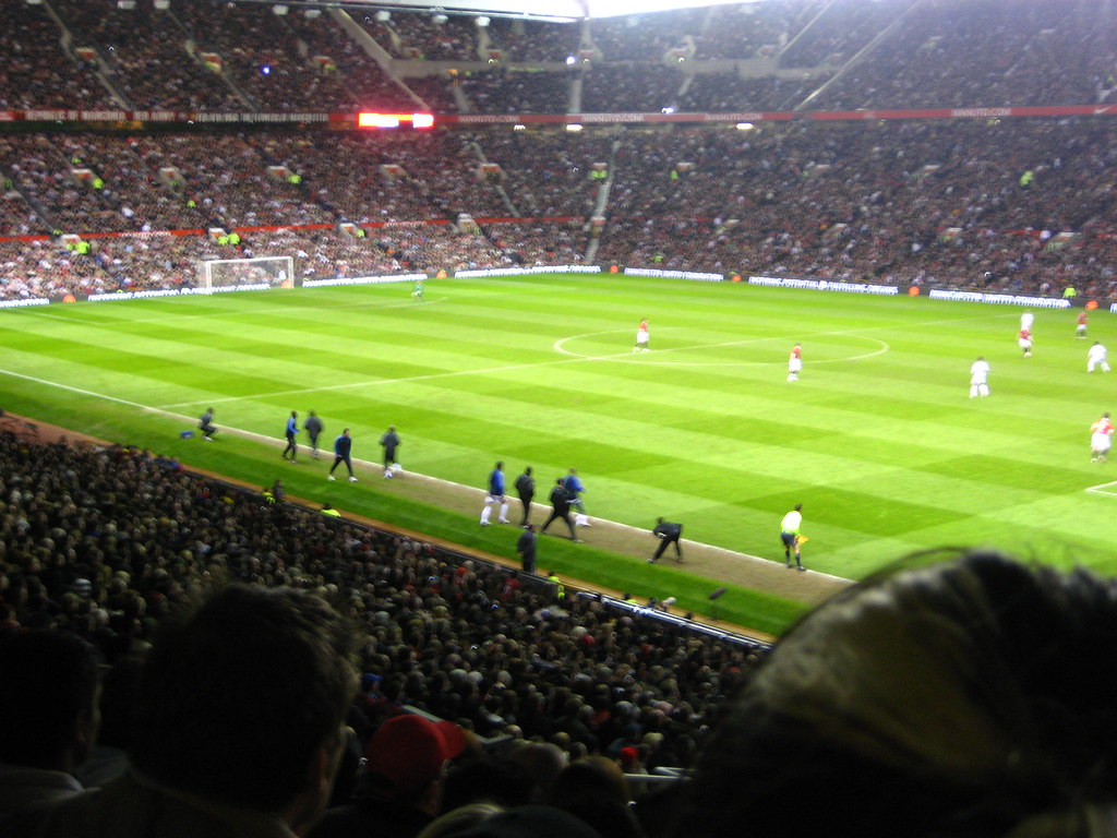 Top Class - Old Trafford