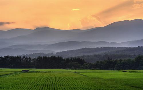 東北の自然・風景