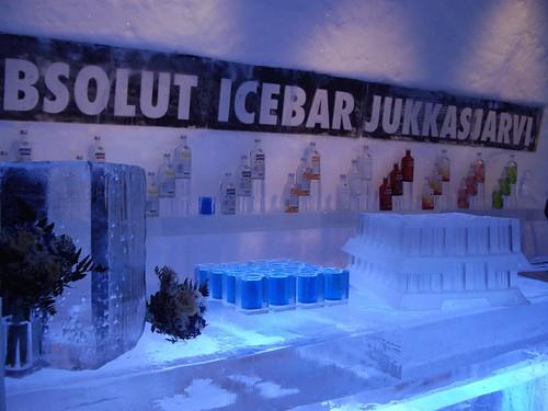 Ice Bar Jukkasjarvi
