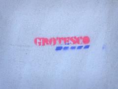 GROTESCO 1 - by Le Kizz