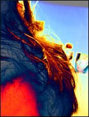 Tweaked Hair