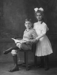 Franklin and Katherine Blackmer 1908