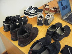 Qualitative Methods for Quantitative People: Shoes