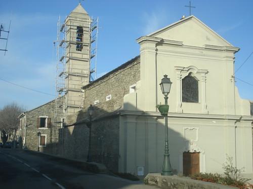 L'église de Murato