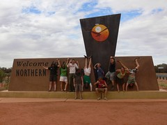 Northern Territory Welcome Group