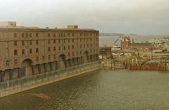albert dock 2 (maddieliverpool) Tags: liverpool docks 1982 waterfront albertdock regeneration