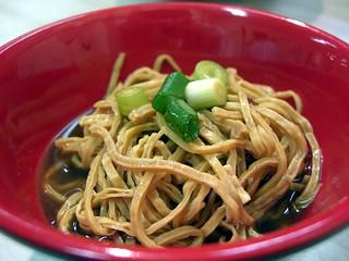 豆干丝 Beancurd Noodles