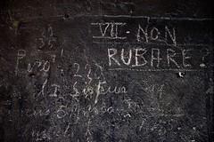 il testamento di Tito (confusedvision) Tags: italy muro abandoned wall italia factory thewall trentino ilmuro fabbrica abbandono abbandonata alumetal diecicomandamenti unpoinquietante