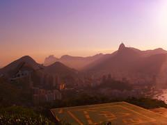 (  Claudio Lara ) Tags: city light brazil urban luz rio brasil riodejaneiro rj janeiro cidademaravilhosa bresil brasilien corcovado podeacar botafogo brasile helicptero 111v1f claudiolara morrodaurca supershot wonderfulcity abigfave superbmasterpiece
