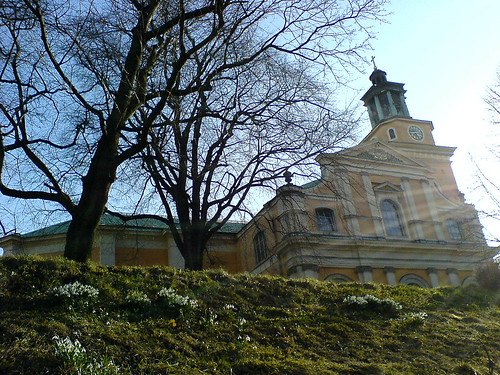 St. Maria Magdalena Church, Stockholm. Photo: Andrea Gerak