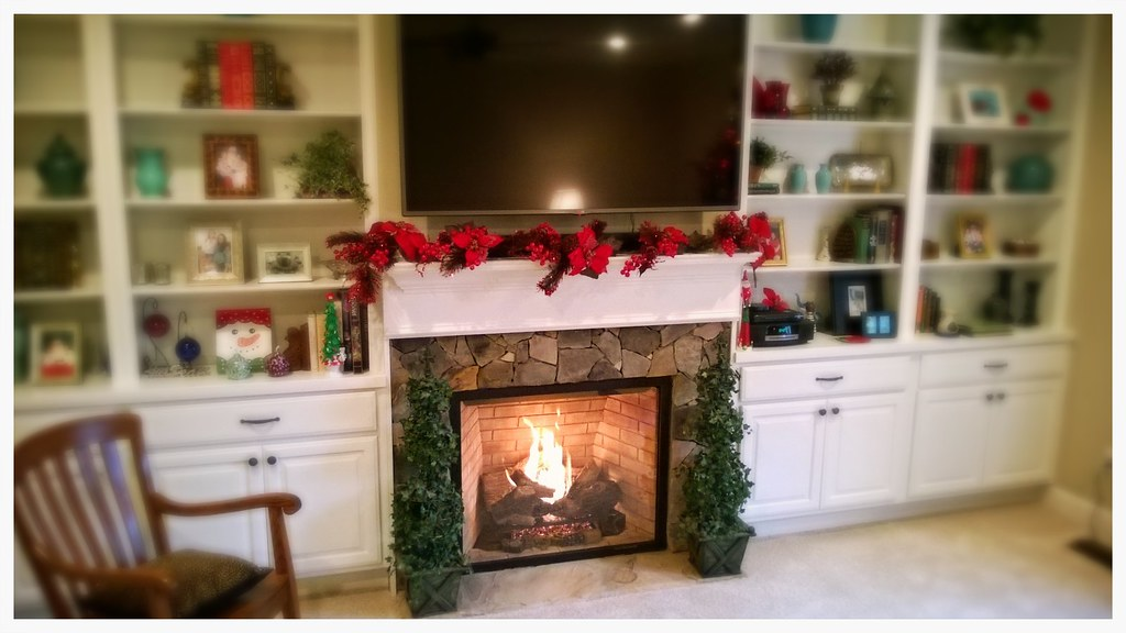 Town and Country TC 36 Direct Vent Fireplace. Chattanooga, Tn.