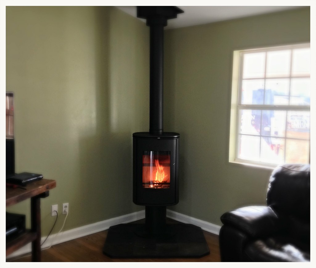 Morso 6148 woodstove. Chattanooga, Tn.