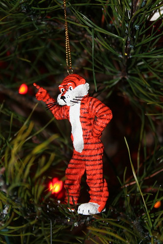 Aubie Ornament