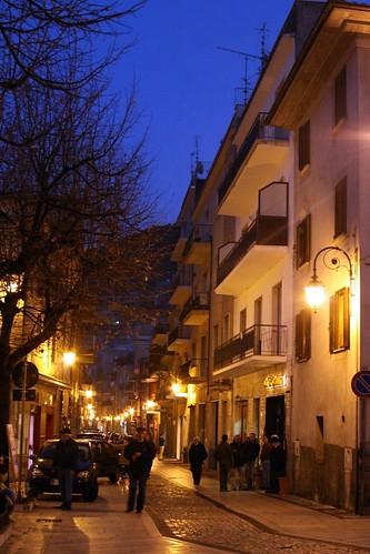 Sonnino's main street