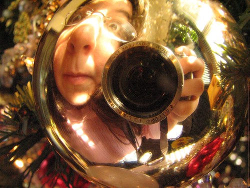 Christmas Ornament Reflection