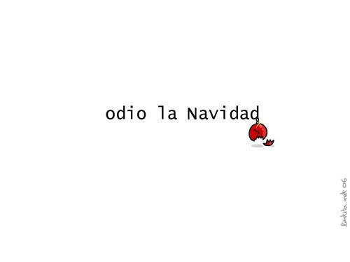 wallpaper: odiolanavidad