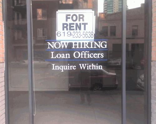 san diego real estate mortgage bubble