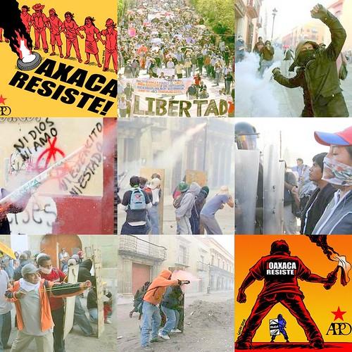 Oaxaca Resiste Siempre!