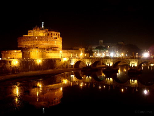 Waiting for 2007... Castel St.Angelo (Trastevere)