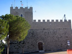 Molise, Campobasso, castello, castel monforte