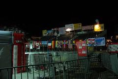 Arrivo della pista di discesa libera (Luigi Rosa) Tags: italy snow ski italia line neve finish pista lombardia slope sci valtellina sondrio bormio mondiale arrivo libera discesa