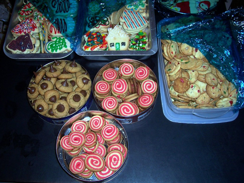 All My Christmas Cookies