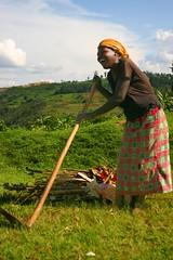 woman 2 (LindsayStark) Tags: africa travel portrait people women war rwanda humanrights genocide humanitarian humanitarianaid postconflict waraffected conflictaffected