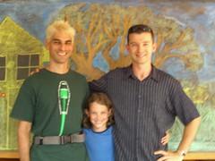 Dave, Caleb and Pete