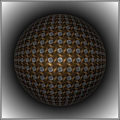 Galactic Golf Ball