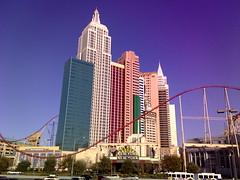 Las Vegas, New York New York taken with N95