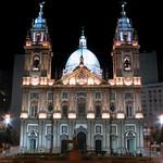 Igreja da Candelária - Brasil - Rio de Janeiro - Brazil