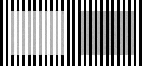 efecto contraste 2 rectangulos