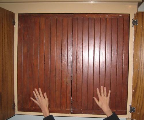douglas fir cabinet doors 2