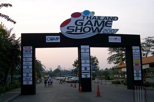 2007-01 Thailand Game show fair