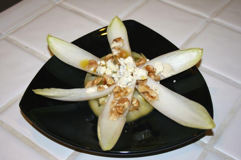 Pt. Reyes Blue Endive Salad