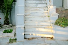 not so long ago... (poly_mnia) Tags: white green stairs athens greece marble voula  dearflickrfriend  alamanas whereiusedtowaitformydad spyrospanospyroskatospyroskei thesummerwheniwasthree mariasandyiannisstudio geniiloci themememory weeklythemememory
