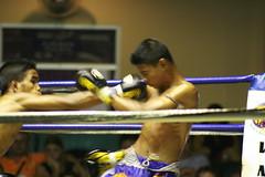 Muay Thai...