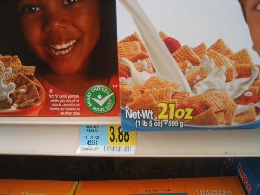 Life, 21 oz box