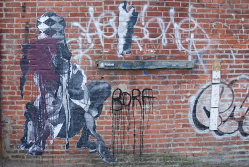 North Sixth Street Art Three