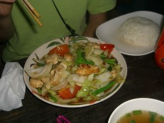 Mixed Veges in Chiang Mai