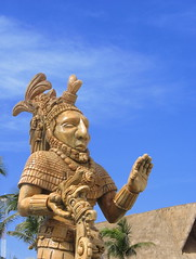 Mayan God (PhotosByPhil) Tags: canon canonpowershot a610 canonpowershota610 canona610 canonaseries canonphotography photosbyphil