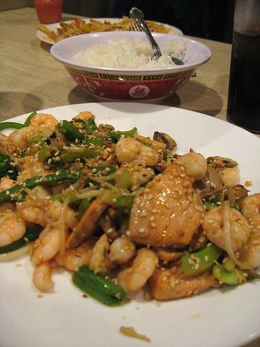 01/25 - Mongolian Grill