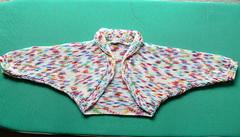 Baby Shrug (Nicky P) Tags: leila knitty jan07