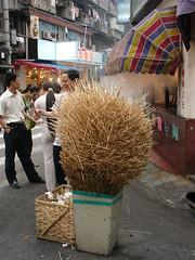 DSC04442 (beau_trincia) Tags: china trash shanghai skewers