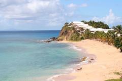 Antigua (•• FedericoLukkini ••) Tags: sea beach sand holidays turquoise resort antigua caribbean curtainbluff holidaysvacanzeurlaub