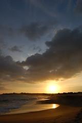 Sunset in Sri Lanka (Patrick Costello) Tags: sunset beach d50 explore srilanka instantfave outstandingshots abigfave impressedbeauty yalavillage