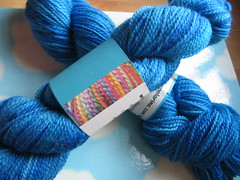 blue woolarina