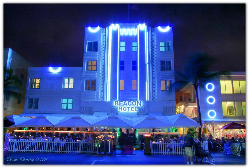 Beacon Hotel Pretty in Blue