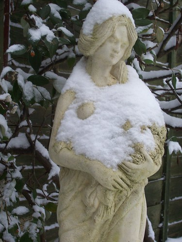 The Lady in the Snow